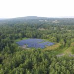 Stockbridge Solar Energy Landfill – It all started with a Bank Robbery